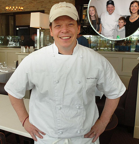 Paul Wahlberg: Another Wahlberg Sibling Spotted! Made it To 'Married' List?
