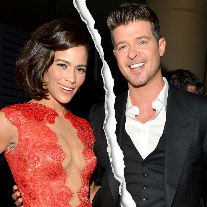 Finale Approaching! Paula Patton Reaching The Agreement with Husband Robin Thicke Over Custody of Son Julian