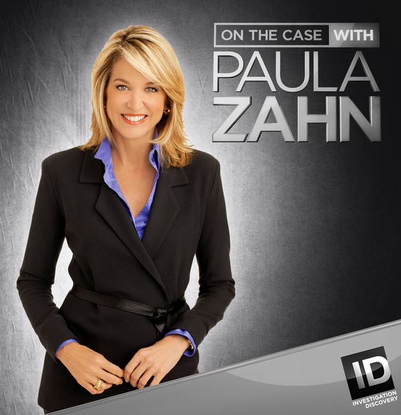 Paula Zahn - Host Of 'On The Case With Paula Zahn' Is A Cancer Advocate! Also Someone Who Couldn't Stand Richard Cohen
