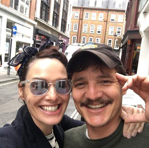Rumored boyfriend and girlfriend: Lena Headey and Pedro Pascal