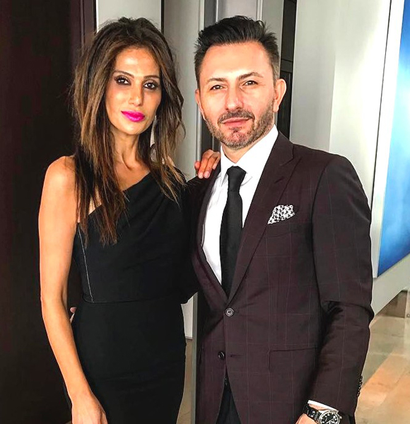 Peggy Sulahian Is An Example For Perfect Family Woman! All About Personal Life - Age, Husband, and More