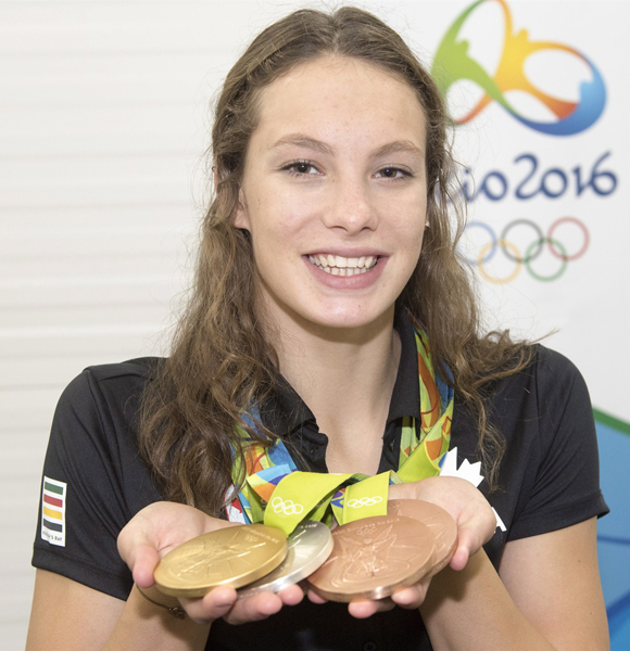 Does Penny Oleksiak Have A Boyfriend? The Swimming Beauty Seems Too Busy To Be Even Dating