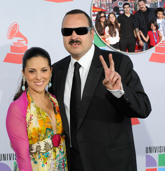 Pepe Aguilar Talks About Horror When His Wife Got Kidnapped Rocky