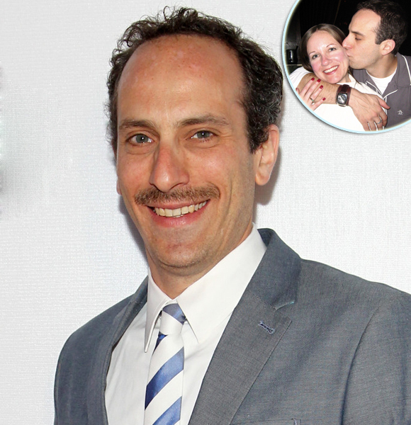 Peter Grosz Married The Right Woman! The Husband And Wife Duo Are A Funny Dynamite