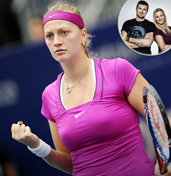 Petra Kvitova Dating Anyone Now? Or Got Enough After Having Two Boyfriend Of The Same Name?