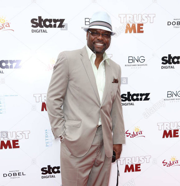 Petri Hawkins-Byrd Talks About Married Life And About Wife In A Secretive Way