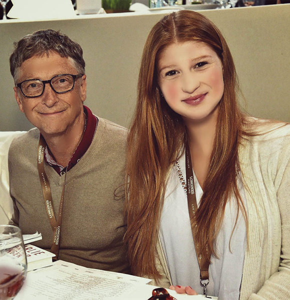 Phoebe Adele Wiki: Bio and 5 Facts on The Richest Man's Daughter