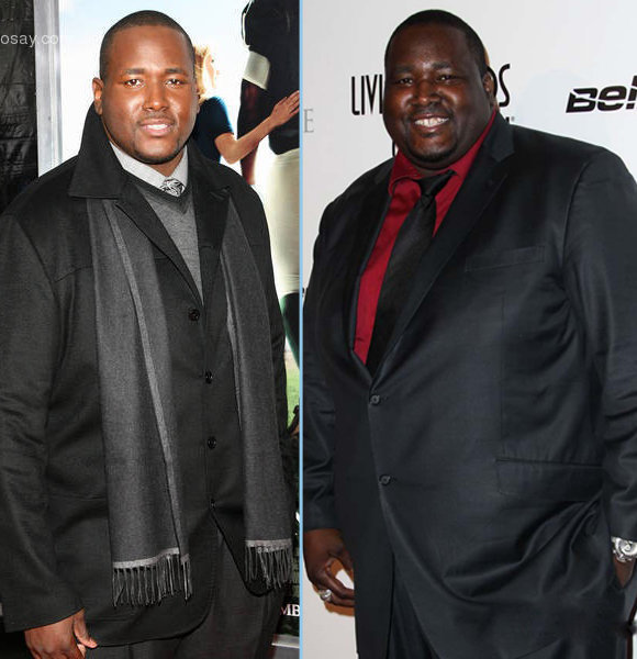 Quinton Aaron Wishes Weight Loss And Girls Chasing Him; Thoughts To Get Married Or Calls Everyone Wife For Fun?
