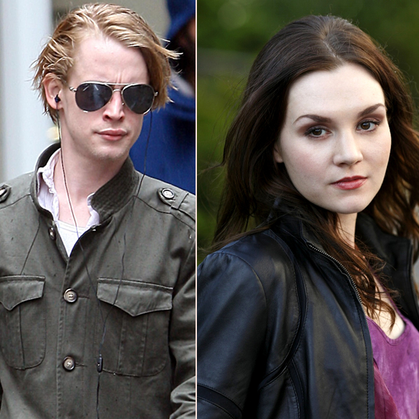 Rachel Miner and former husband Macaulay Culkin