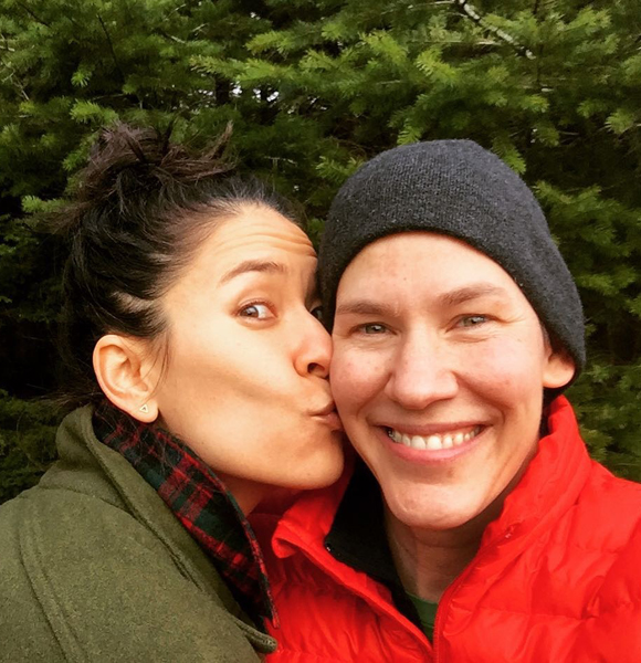 Ranae Holland Secretly Married With Her Lesbian Partner? Here's The Fact