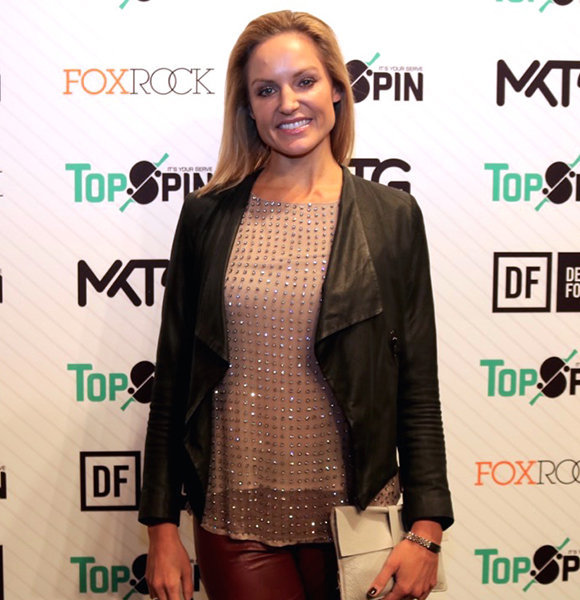 Rebecca Haarlow Married Life With Possible Husband Does Not Exist? Or She Made It Look That Way