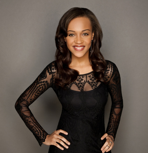 Is Reign Edwards Dating Her Co-Star Or Choosing Career Over Boyfriend? Talks About Family And What She'll Do For Them