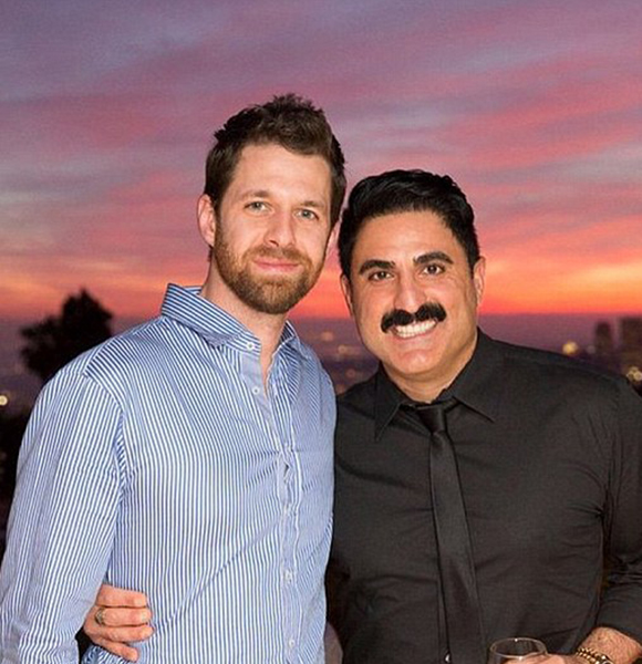 Reza Farahan Gets Married To Boyfriend! Also A Man Happy With His Weight Loss