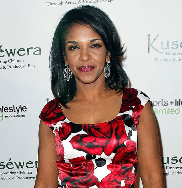 Richelle Carey Bio: Has A Married Life With Husband Or Too Sassy For It?