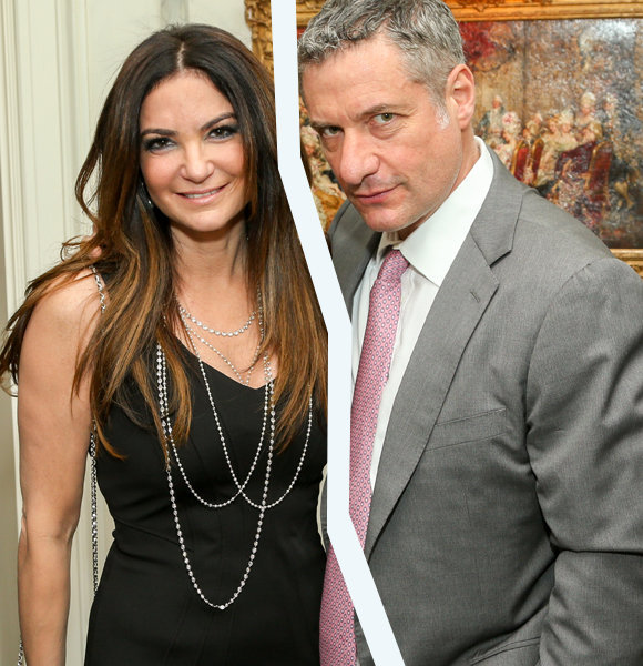 Rick Leventhal Married Life With TV Actor Wife Ended; Suffered Divorce In Less Than A Year