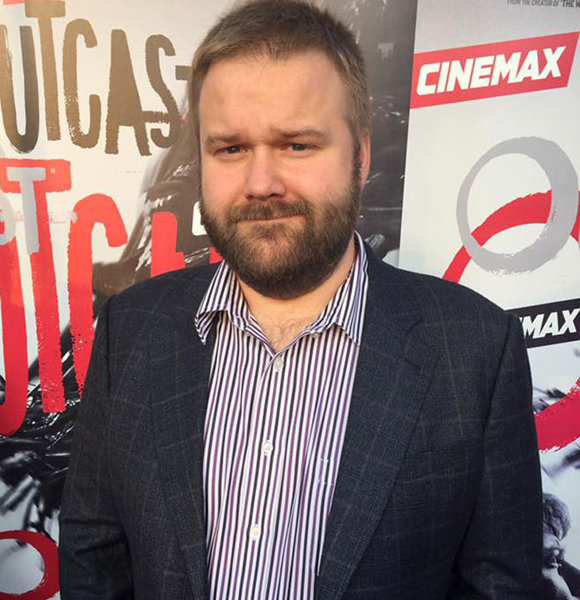Does Robert Kirkman Have Any Chances Of Divorce With Wife? Married Life Moving Smoothly?