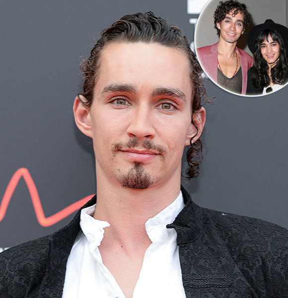Robert Sheehan Wished For A Girlfriend And Got It! But Is ...