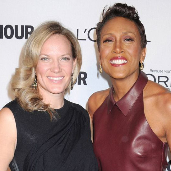 Robin Roberts Experience On T Cancer And Blood Disorder Also Discover Her An Partner Friend Married Life