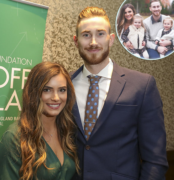 Robyn Hayward Wiki: Settled With Husband, Cute Little Family At Just 22!