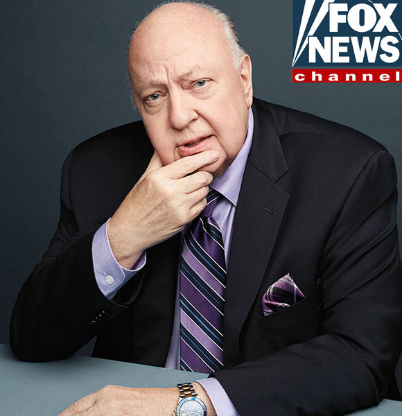 Former CEO Of Fox News And Media Mogul Roger Ailes Dies At The Age Of 77