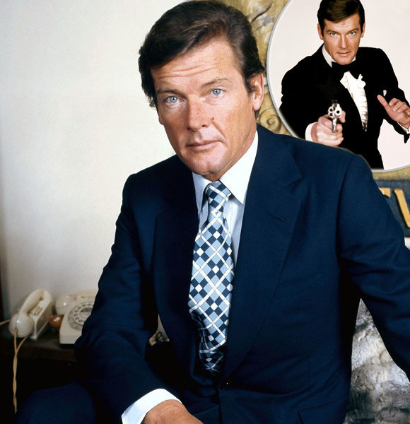 Rest in Peace Bond! Roger Moore, The James Bond Star, Dies Today At the Age of 89