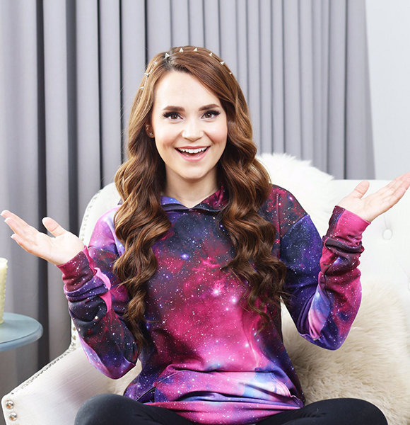 Rosanna Pansino Just Too Ambitious To Get Married and Have Husband Yet!