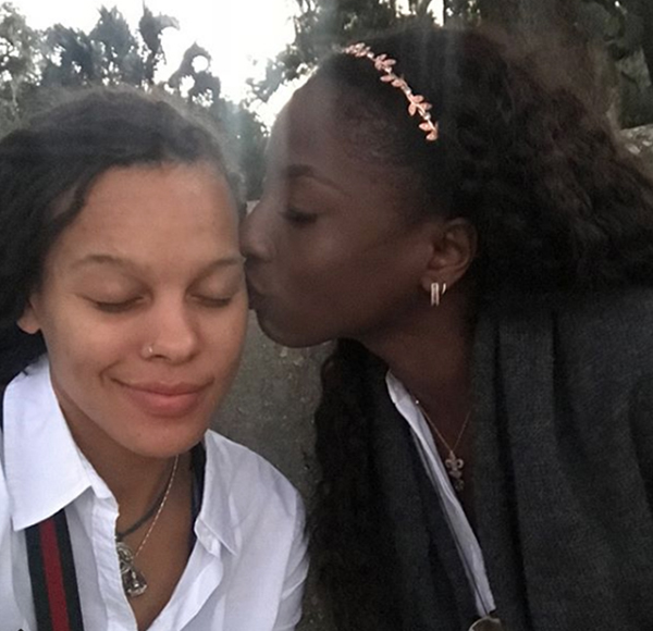 True Blood Actress Rutina Wesley Confirms Engagement with Girlfriend Chef Shonda!