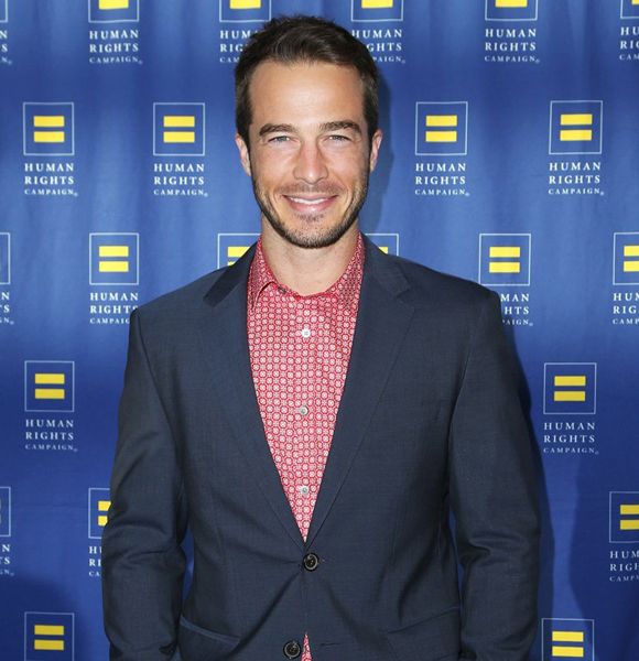 Does Rumored Gay Actor Ryan Carnes Have Any Plans To Get Married? Has A Girlfriend In Past To Falsify The Speculations?