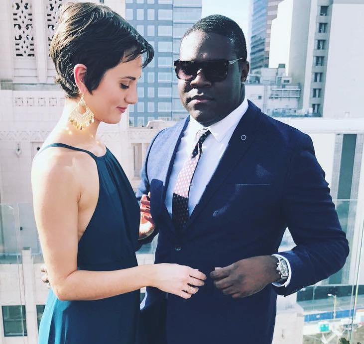 Sam Richardson Makes Public Appearance With Girlfriend; Thoughts On Getting Married?