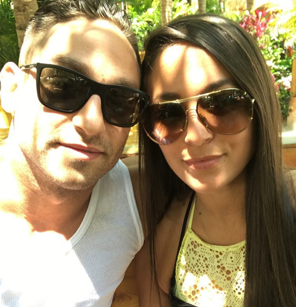 sammi giancola dating history Ronnie and sammi's relationship drama dominated the mtv reality hit during its   sammi giancola, ronnie magro  they have a lot of history.