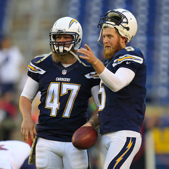 What It Takes To Be A Pro, A Leader On The Field For San Diego Chargers:- An Idol Mike Scifres