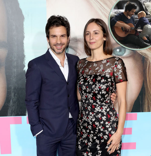Inside Santiago Cabrera Married Life: Meet His Theater Director Wife, Baby