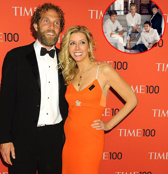 Sara Blakely Showers Children With Rich Morals; Has Family With A Husband Who Is Not Attracted To Her Net Worth At All