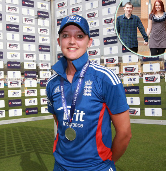 Sarah Taylor - A Woman Who Bravely Fought Her Own Demons! Keeping Married Life and Husband On Sidetrack?