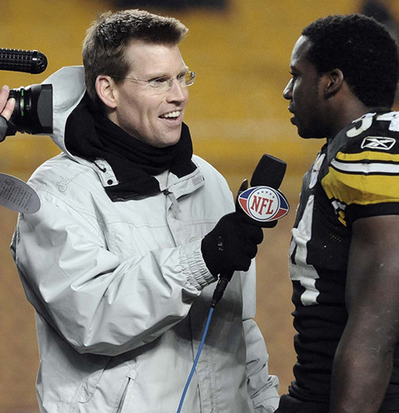Is Scott Hanson From NFL Married? Or Work Comes Before Affair?