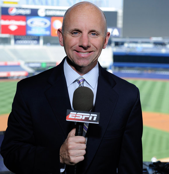 Sean McDonough Has A Wife Or Is He A Gay Man? Has A Married Life To Talk  About Or Just Sports?