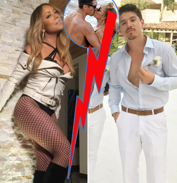 Shattered Hearts! Bryan Tanaka Splits with His Girlfriend Mariah Carey after Five Months of Dating