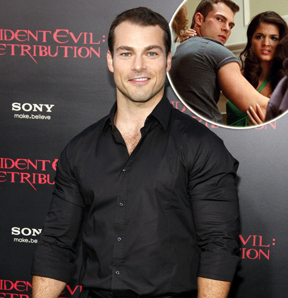 Shawn Roberts Not Inte...