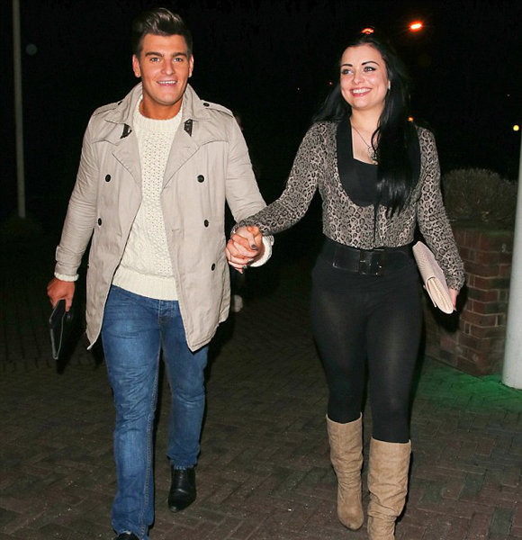 Shona McGarty Has Found The Perfect Boyfriend After Ending Tumultuous Dating Affair With Co-Star