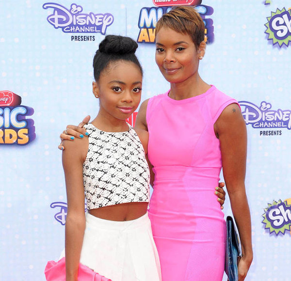 does skai jackson have a boyfriend or just too young for it now