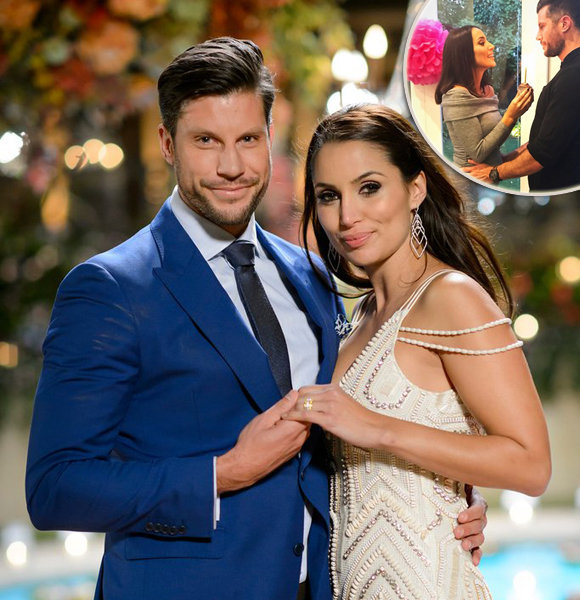 Surprise? The Bachelors Sweethearts Snezana Markoski and Sam Wood Reveal About their Unplanned Pregnancy