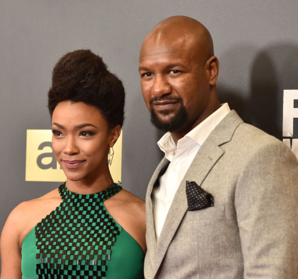 Sonequa Martin Married A Husband Who Would Be With Her Even On Sets; Had To Hide Pregnant Belly For Career?