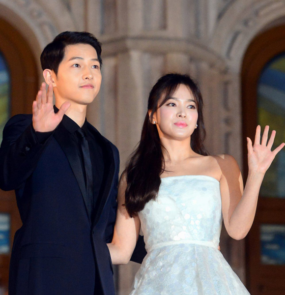Song Hye-kyo Is Set To Get Married! Reveals Wedding