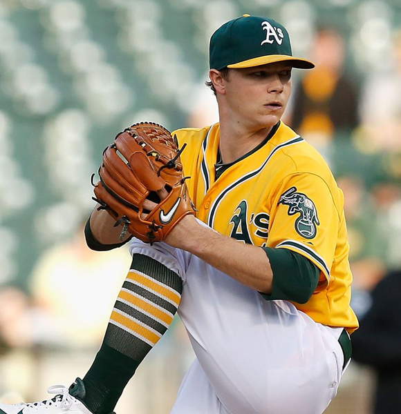 Sonny Gray's Trade Turned Out To Be Lucky For Him? Has A Contract That Goes Down To Arbitration In 2018