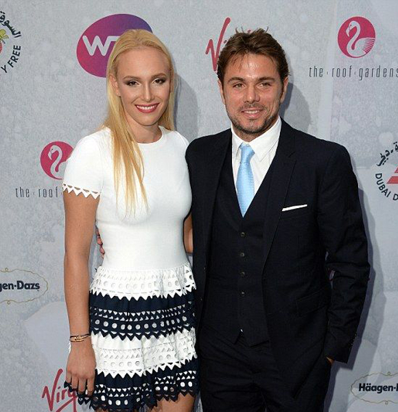 Stan Wawrinka Is Showing Off His Girlfriend After Ending Married Life With Former Wife! Once In Split and Another In Divorce