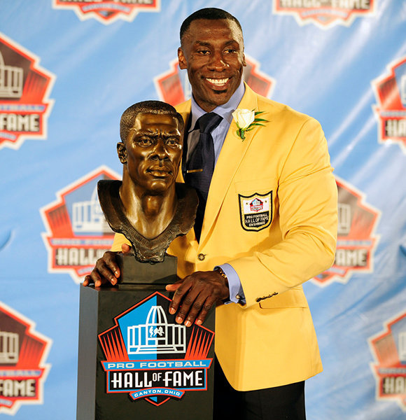 Did Sterling Sharpe's Game Put His Wife And Family In Shadows Or Doesn't He Have One?