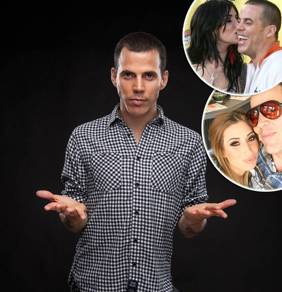 Steve-O Ends Dating Affair With Couple Of Girlfriends! Not In A Mood To Get Married Or Had Some Complication?