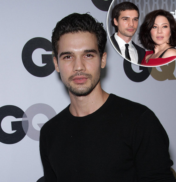 Steven Strait is Not Gay! His Divorce with Wife Says it All
