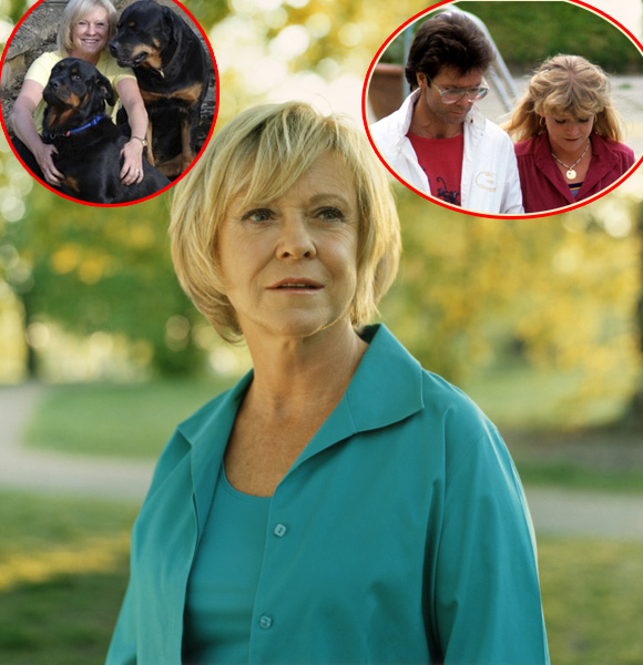 Sue Barker Reveals How She Met Her Husband And Got Married; Replacing Children With Dog Love?