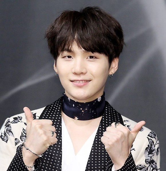 Suga Not Limited To Having Girlfriend! Has Different View